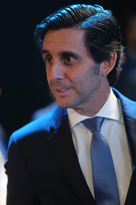 José María Álvarez-Pallete López Ex...