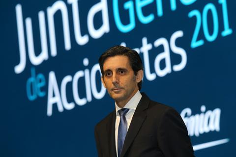 José María Álvarez-Pallete López Ch...