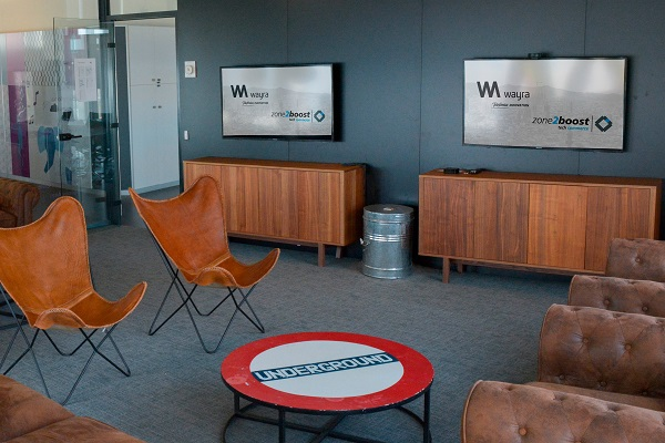 Wayra and Zone2boost join forces to...