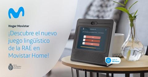 La Real Academia Española y Telefónica avanzan en su colaboración en inteligencia artificial con retos lingüísticos para dispositivos del hogar e investigación académica