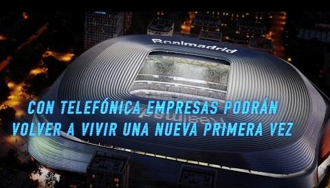 Telefónica y el Real Madrid lanzan ...