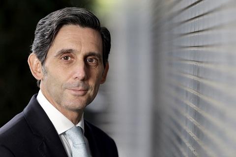"""Álvarez-Pallete: """"Europa tiene que ..."""