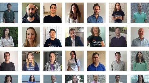 5.200 empleados de Telefónica en Es...