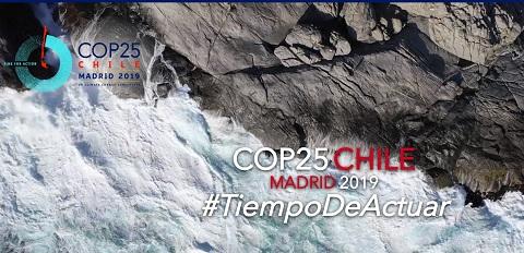 Telefónica apoya la COP25 como soci...