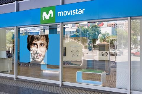 Innovación tecnólogica y seguridad física: así prepara Movistar sus tiendas para proteger a clientes y empleados del COVID-19