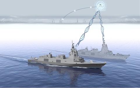 Telefónica implantará en Navantia una innovadora plataforma digital para el diseño, construcción y apoyo al ciclo de vida de los buques de la armada