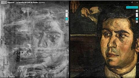 El Museo Reina Sofía lanza Gigapixe...