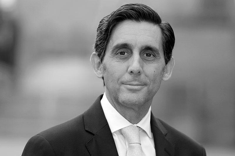 José María Álvarez-Pallete, presidente ejecutivo, Telefónica S.A.
