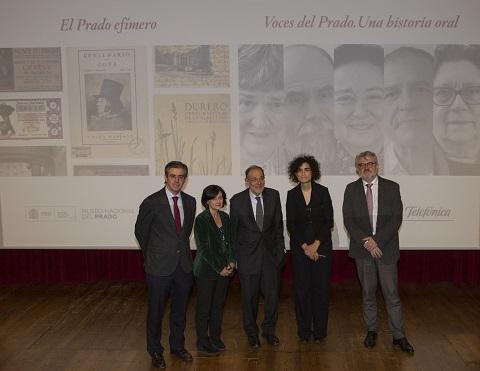 """El Museo del Prado hace """"memoria"""" c..."""