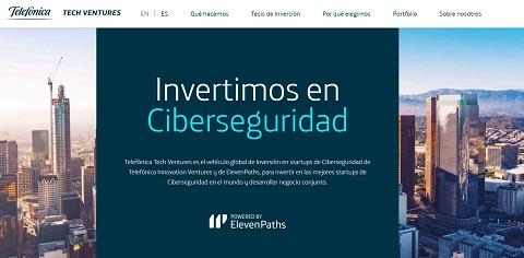 Nace Telefónica Tech Ventures, el vehículo inversor de Telefónica especializado en ciberseguridad