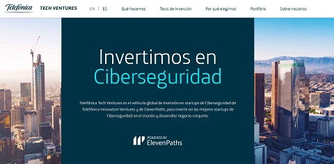 Nace Telefónica Tech Ventures, el v...
