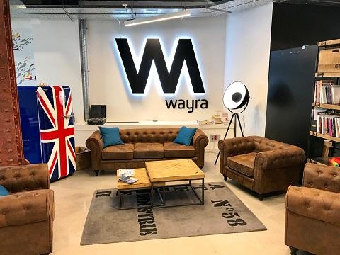 Wayra España invierte 1.4 millones ...
