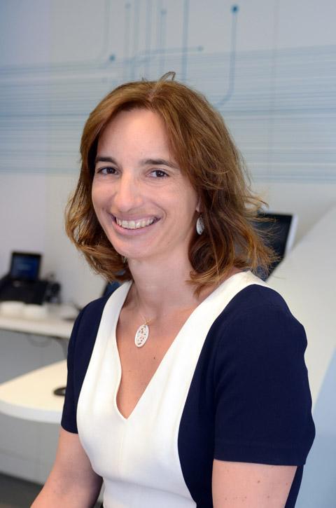 Marisa de Urquía, nueva directora general de Telefónica para Castilla y León, Castilla-La Mancha y Madrid