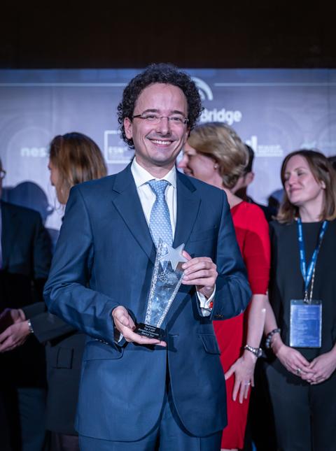 Telefónica, premiada entre las corporaciones que más apoyan a las startups en Europa