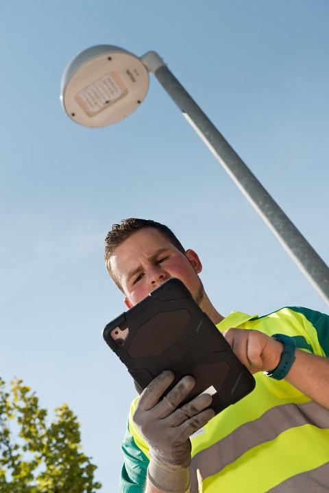 Telefónica, Ferrovial Servicios y Tellink digitalizan el alumbrado público