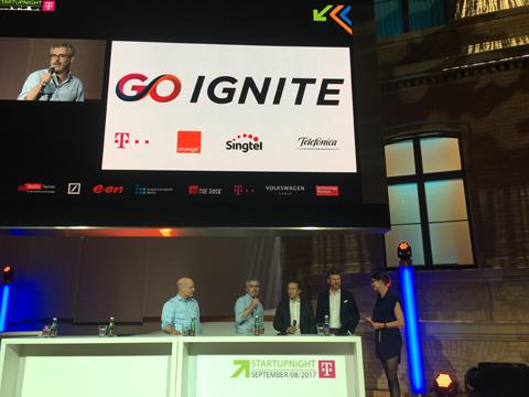 Deutsche Telekom, Orange, Singtel, Telefónica  pick innovative tech start-ups