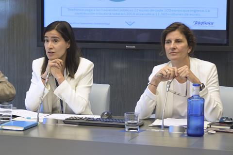 Telefónica aporta en España el 1,8% del PIB y paga en impuestos 22 euros de cada 100