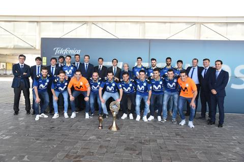 El Movistar Inter agradece su apoyo...