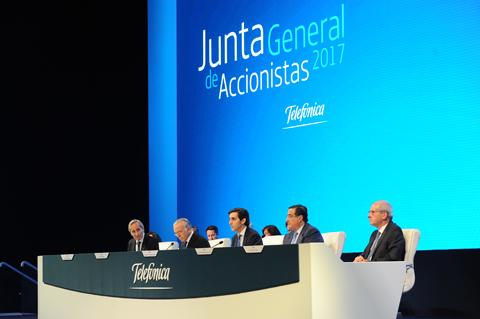 Telefónica General Shareholders' Me...