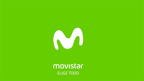 Logotipo movistar (verde)
