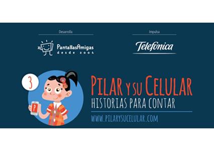 Telefónica y Pantallas Amigas prese...