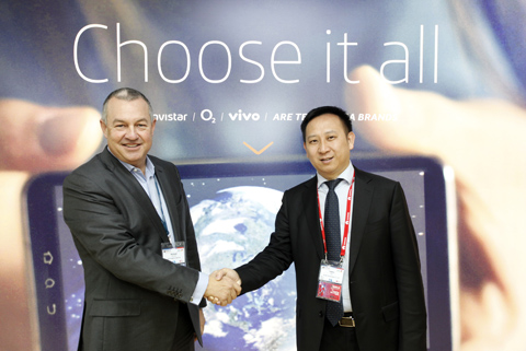 Telefónica y Huawei impulsarán junt...