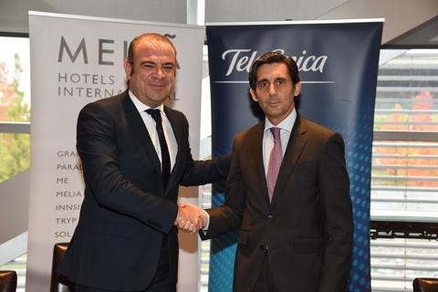 Meliá Hotels Internacional elige a ...