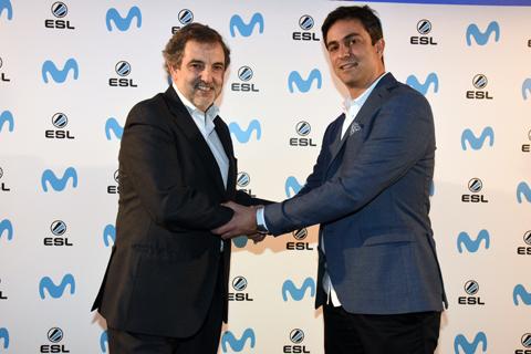Movistar incorpora los eSports a su...