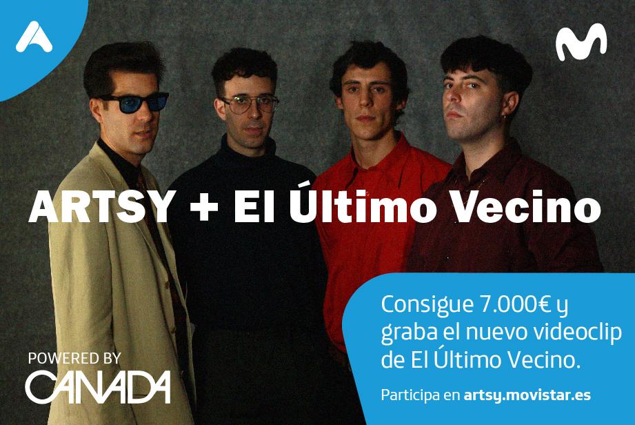 Movistar Artsy lanza un nuevo concu...