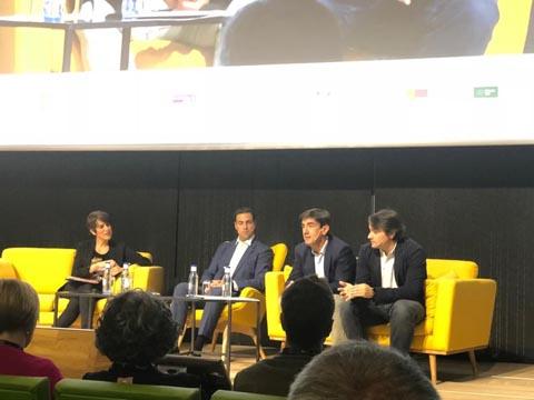 Telefónica presenta un programa para acelerar comercialmente a startups y pymes vizcaínas de base tecnológica