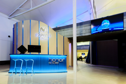 Movistar eSports Center, el centro ...