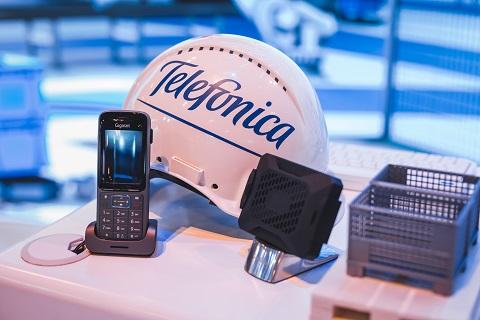 Telefónica impulsa en el Digital Enterprise Show la digitalización responsable de las empresas