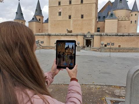 Telefónica presenta en Segovia una ...