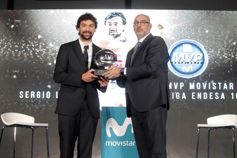 Sergio Llull es el MVP Movistar de ...