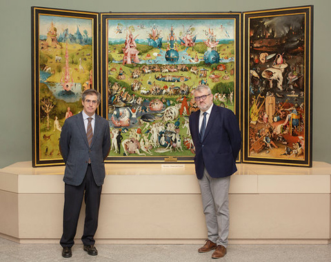 El Museo del Prado, en colaboración...