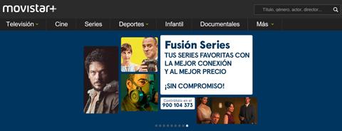 Movistar + ofrece en ultra alta def...