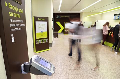 Telefónica ayuda a Bankia a digital...