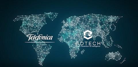 Telefónica y BOTECH FPI combinan sus capacidades de ciberseguridad para combatir el fraude en el sector bancario