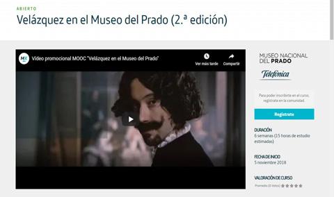 El Museo del Prado, con el apoyo de...