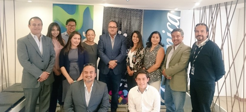 La startup ecuatoriana GoRaymi se p...