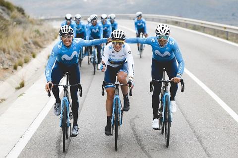 El ciclismo contribuye a la activid...