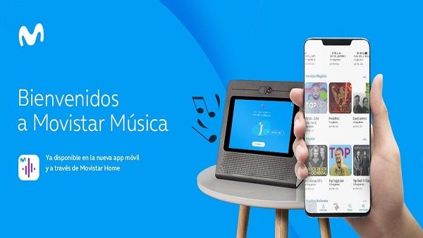 Llega a España Movistar Música, un ...