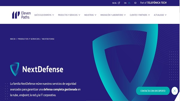 Telefónica Tech launches 'NextDefen...