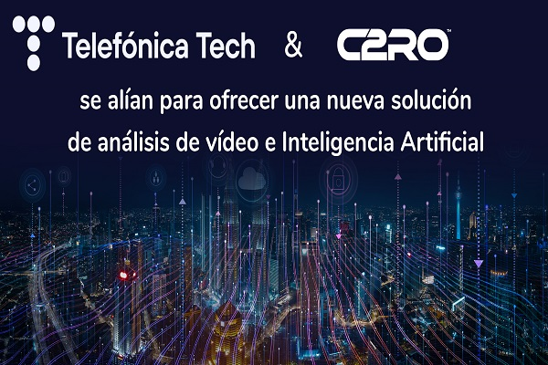 Telefónica Tech and C2RO join force...