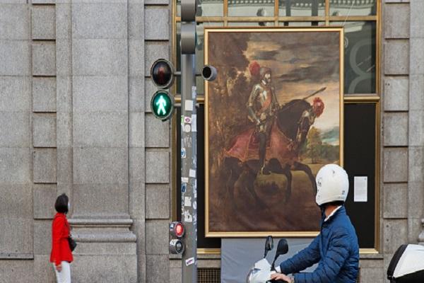 El Museo Nacional del Prado sale al...