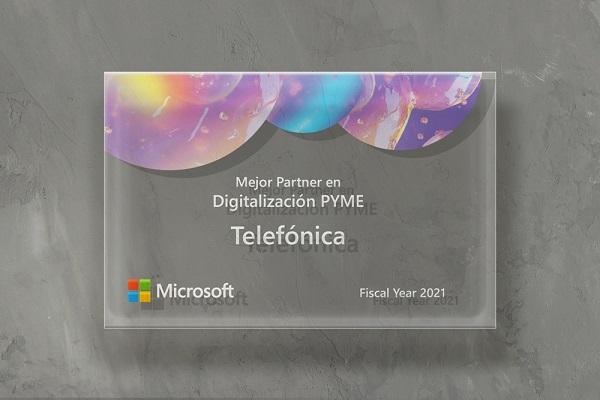 Microsoft premia las soluciones de ...