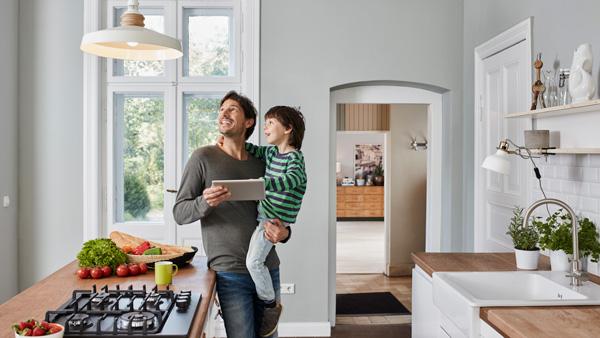 Casa inteligente, hogar seguro