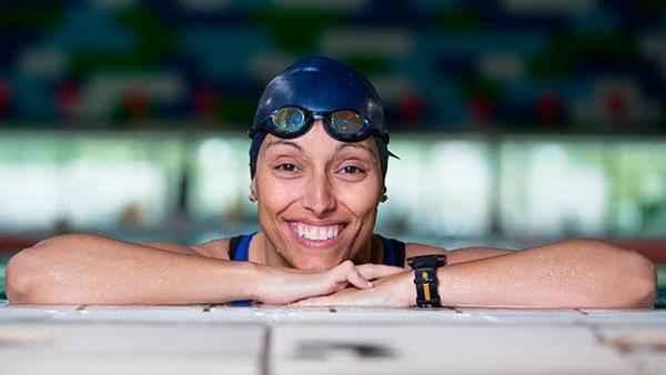 Teresa Perales, ejemplo de superaci...
