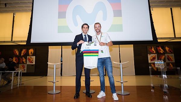 Alejandro Valverde, incombustible d...